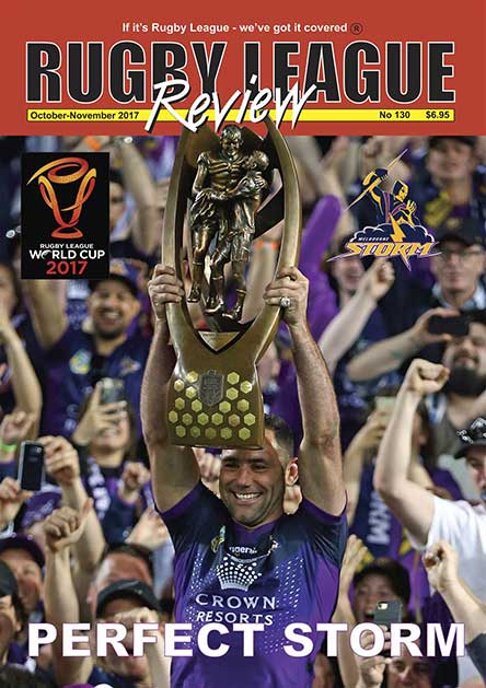 Rugby League Review Magazine Subscription