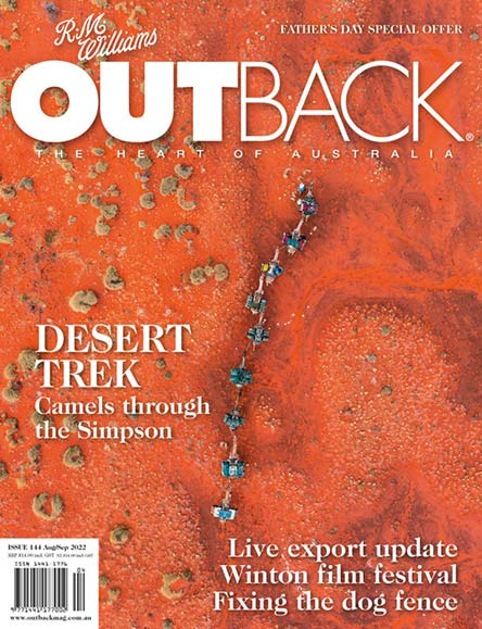 R.M.Williams OUTBACK Magazine Subscription