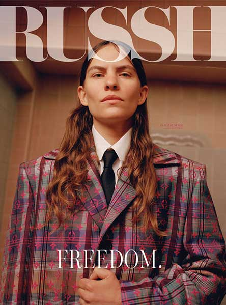 RUSSH Magazine Subscription