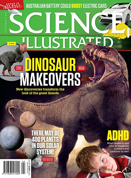 Science Illustrated Magazine Subscription
