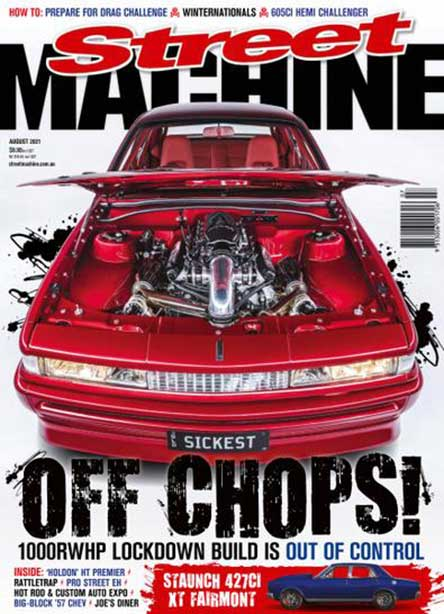 Street Machine Magazine Subscription