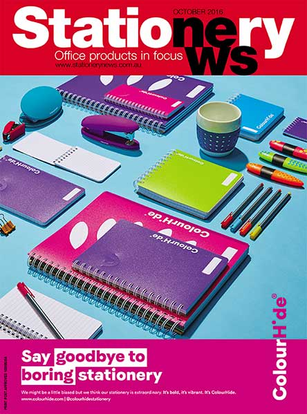 Stationery News 6 issues
