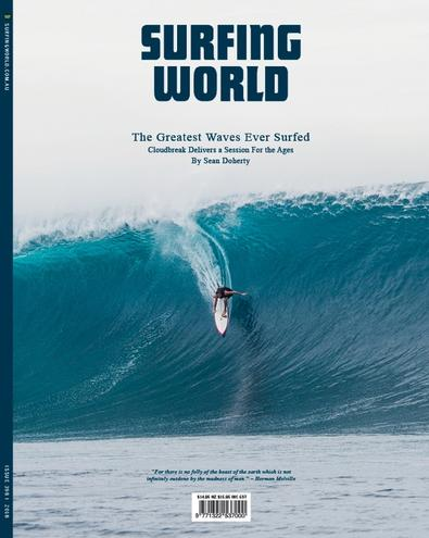 Surfing World Magazine Subscription