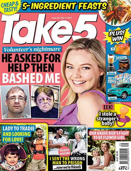 Take 5 Magazine Subscription