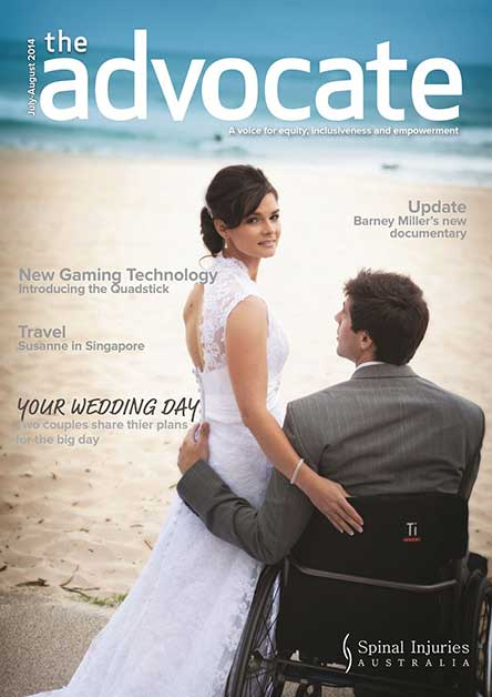 The Advocate 4 issues