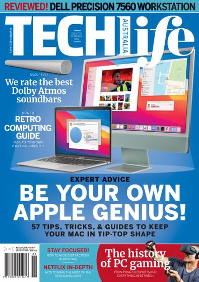 TechLife Magazine Subscription