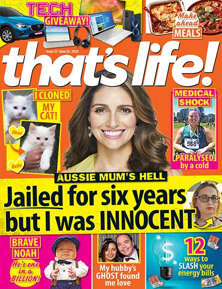That's Life Weekly Magazine Subscription