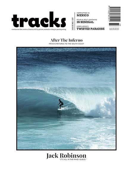 Tracks Magazine Subscription